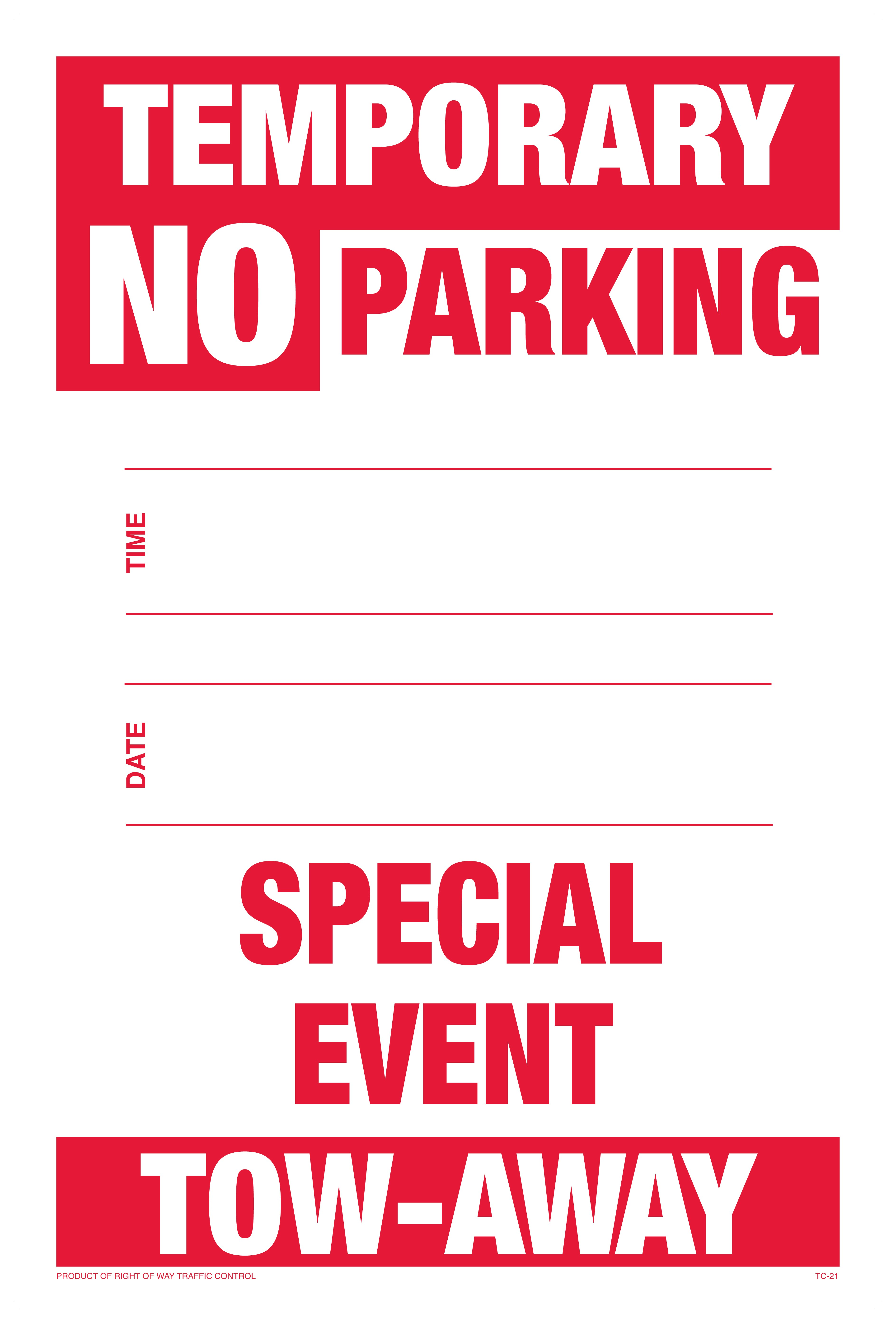 Can you still get a ticket if you don   MyParkingSign Blog