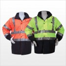 3A Safety Class III H/W Parka